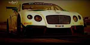 Blancpain GT Series  -  New Arrivals Bentley [Video]