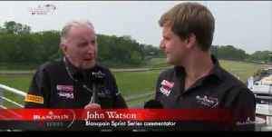 Blancpain Sprint Series - Brands Hatch 2014 - The Weekend Preview [Video]