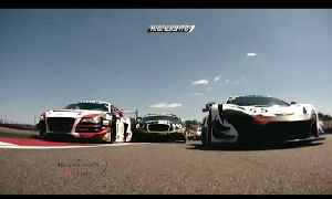 Qualifying Race highlights - Moscow - Blancpain Sprint Series [Video]