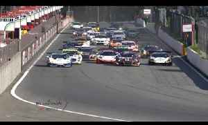 Blancpain Sprint Series - Zolder Main Race Short HL [Video]