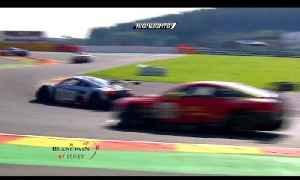 Short highlights (5th - Morning) - Total 24 Hours of Spa 2015 [Video]