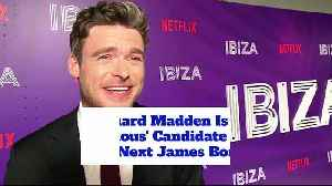 Richard Madden Is a 'Serious' Candidate for the Next James Bond [Video]