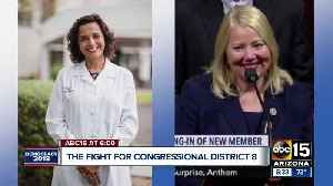 Debbie Lesko, Hiral Tipirneni face off in tight Congressional District 8 battle [Video]