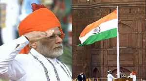 PM Modi First Time 21 October को Red Fort पर करेंगे Flag Hosting, &# [Video]