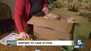 Twinsburg woman inspired to help after Hurricane Michael [Video]
