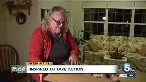 Twinsburg woman packing up car with supplies, 2,000 sandwiches to aid hurricane victims [Video]