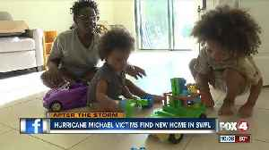 Hurricane Michael survivors find home in Southwest Florida [Video]