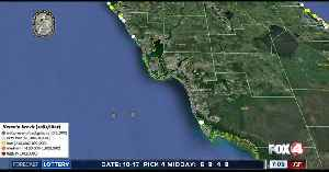 Red tide maps show few spots in Southwest Florida [Video]