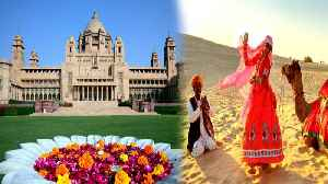 Why Priyanka Chopra & Nick Jonas Chose Umaid Bhawan Palace for Royal Wedding | FilmiBeat [Video]