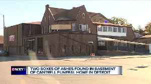 Timeline details investigation into Detroit funeral home where 11 fetuses were found [Video]