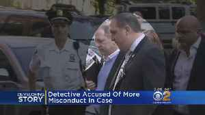 NYPD Detective Accused Of More Misconduct In Weinstein Case [Video]