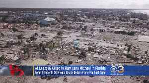 Hurricane Michael Death Toll Rises As Residents Return Home To Florida's Panhandle [Video]