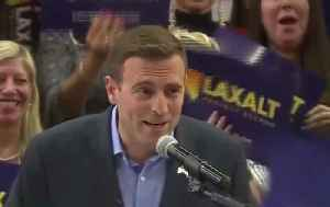 Man jailed after scuffle with Adam Laxalt campaign chief in Las Vegas [Video]