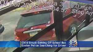 Police: 10-Year-Old Girl Struck In Hit-And-Run After Getting Off School Bus In Exeter Township [Video]
