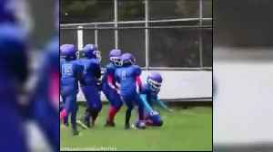 Man's Homewood Youth Football Videos Making National Headlines [Video]