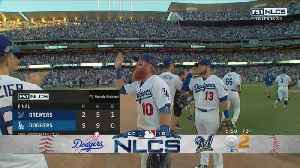 Dodgers Win NLCS Game 5 Over Brewers [Video]