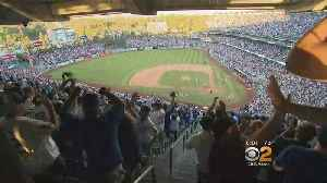 Fan Frenzy: Dodger Stadium Lights Up As Dodgers Take 3-2 NLCS Lead [Video]