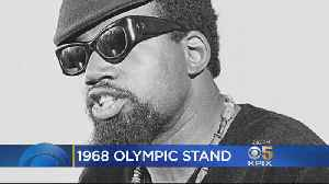 SJSU Honors Legacy Of 1968 Olympics Protesters [Video]