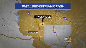 Man Dies Crossing Intersection In Second Fatal Crash In Baltimore County Wednesday [Video]