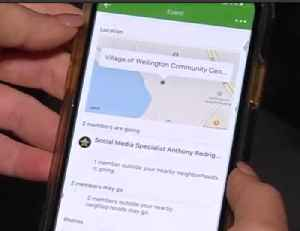 Village of Wellington urges residents to join social media apps like Nextdoor [Video]