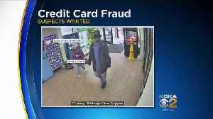 Crime Stoppers: Unsolved Credit Card Fraud Case [Video]