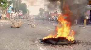 Haiti protests erupt over politicians' misuse of Petrocaribe Funds [Video]