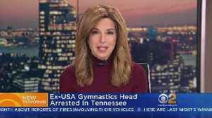 Ex-USA Gymnastics Head Indicted [Video]
