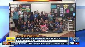 Good morning from Meadowvale Elementary School! [Video]