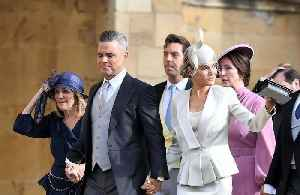 Robbie Williams sang Angels five times at Princess Eugenie's wedding reception [Video]