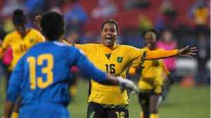 News video: Jamaica Makes Women's World Cup