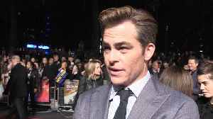 News video: Chris Pine explains the reasons on why he took his role in 'Outlaw King'