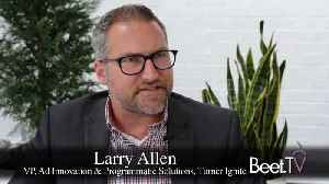 Turner Ignite's Allen On OpenAP & The Future Of Data-Driven TV [Video]