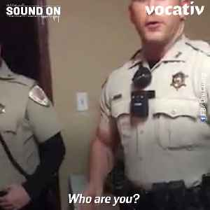 Police Officers Break Into Home, Order Residents to Stop Filming Them [Video]
