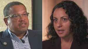 Will Ellison's Released Divorce Records Affect AG Race? [Video]
