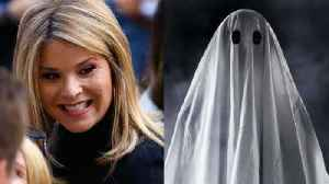 Jenna Bush Hager Claims There Are Ghosts in the White House [Video]