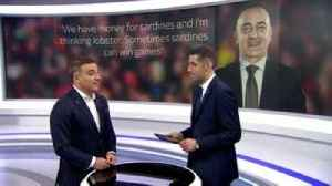 Carvalhal wants English football return [Video]