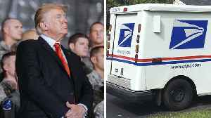 President Trump Pulling Out of Postal Pact [Video]