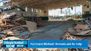 Hurricane Michael: Nine school districts still closed, state superintendents raise money for North Florida recovery efforts [Video]