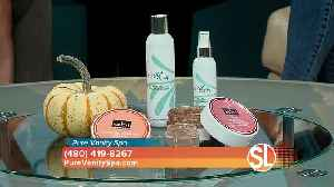 Pamper yourself this fall at Pure Vanity Spa [Video]