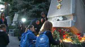 Crimea in mourning after deadly school attack [Video]