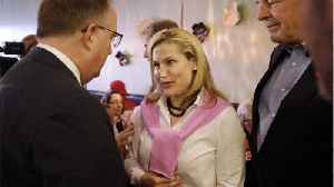 Heidi Cruz Says Her Daughter Didn't Want Her To Be 1st Lady [Video]