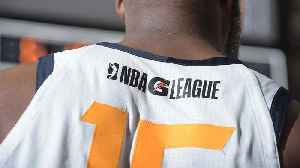 News video: NBA to Offer $125,000 G League Contracts to 'Elite Prospects'