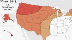 Most Of The US is Expected to Have a Warmer Winter This Year [Video]