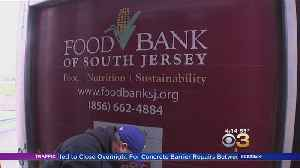 South Jersey Food Bank Sends 21,000 Pounds Of Food To Georgia For Hurricane Michael Relief Aid [Video]