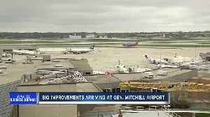 Ask the Expert: General Mitchell Airport renovations [Video]