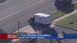 7-Year-Old Dead After Being Struck By Vehicle Outside Local School [Video]