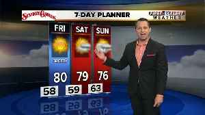 13 First Alert Weather for Oct. 18 [Video]