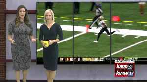 Brees Breaking Records [Video]
