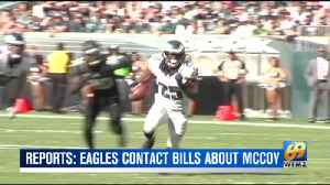 News video: Eagles reportedly looking at McCoy