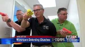 WAAY 31 I-Team Investigation: Worshipers defending churches [Video]